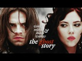 Winter Soldier &amp Black Widow The Ghost Story