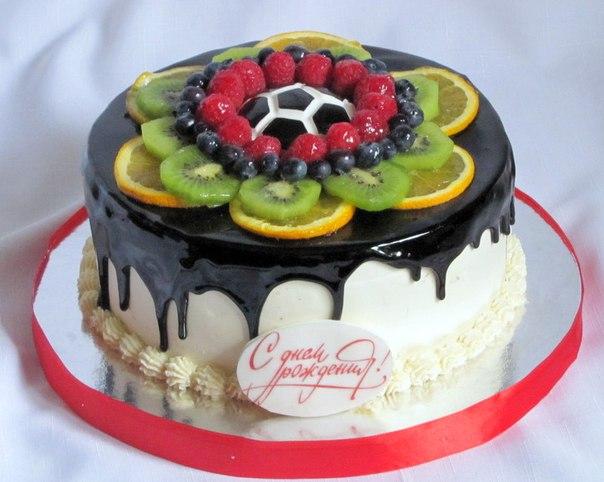 Бисквитный торт с глазурью рецепт с фото