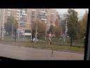 18+ 17.10.2015 Голый мужик на улицах Смоленска