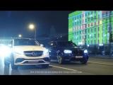 DT Test Drive  Mercedes-AMG GLE 63 Coupe vs BMW X5 M 720p