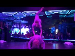 no spice/Танцоры против наркотиков - Александра Ошурко и И Евгения Бабок