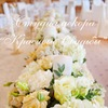 Оформление свадьбы Свадебная флористика в Москве