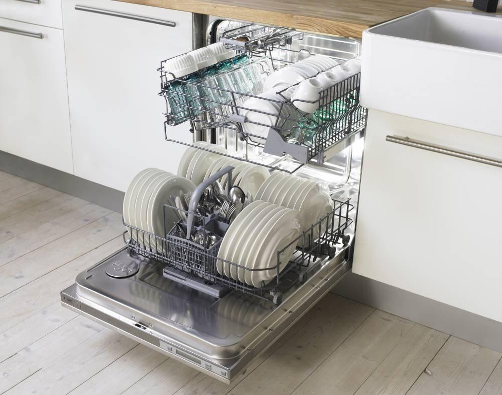 Своевременный уход за посудомоечной машиной