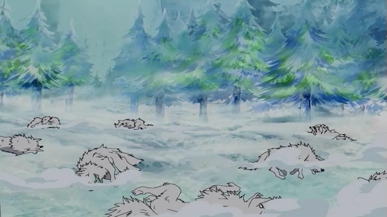 Обои ночь, шарф, в полоборота, Девочка, снег, накидка, зонт, зима, ворота тории, Япония, красные фонари. Разное foto 16
