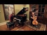 Christmas Medley 2014! - Piano/Cello mashup by Eric Thayne & Maddie Merchant