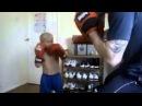 Самый юный боец UFC в мире