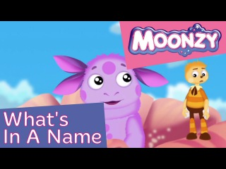 MOONZY (Luntik) - What's In A Name