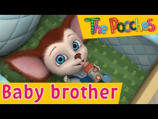 The POOCHES! - Barboskins - Baby brother (HD)