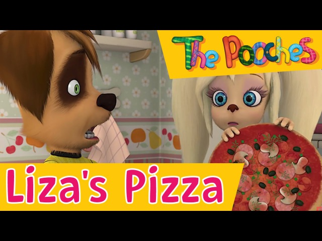The BARKERS! - Barboskins - Liza's Pizza [HD]