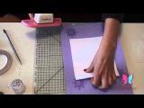 Как сделать открытку к Нового Году - Мастер-класс по скрапбукингу Скрапучино