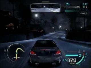 Nfs Carbon - Bmw M1 Coupe vs Porsche Cayman S [HD].