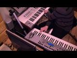 Safri Duo - Played Alive Cover PA2x Novation KS5