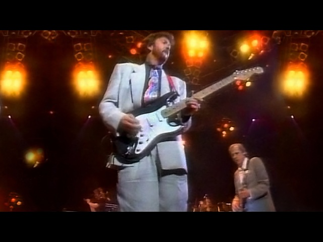 Eric Clapton, Mark Knopfler All Star Band - Behind The Mask (Live,1988)