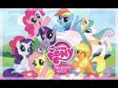 Мой маленький пони на русском Радуга Дэш  и Пинки Пай игрушка в Мультфильмы для детей - Познавашки!