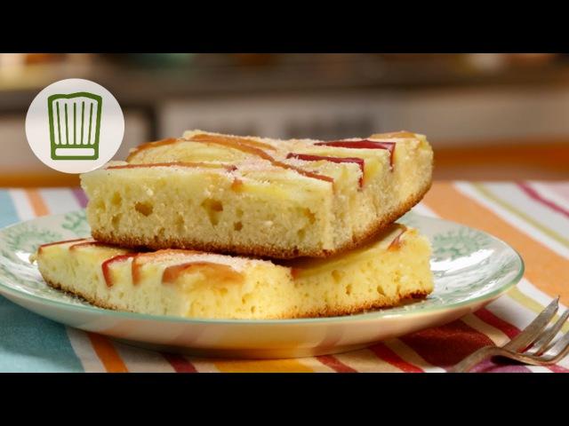 Apfelkuchen schnell und fein Rezept chefkoch