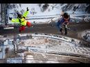 Moscow Connection - Бейсджампинг (BASE Jumping) в Москве
