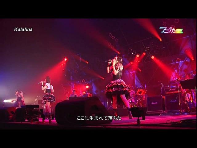 [LIVE] アニうた KITAKYUSHU 2011 [Kalafina]