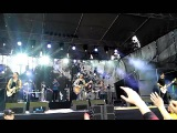 Hollywood Undead - Bullet live @ Impact Festival, Lodz, Poland