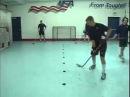 Тренировка техники рук в хоккее (продолжение).flv