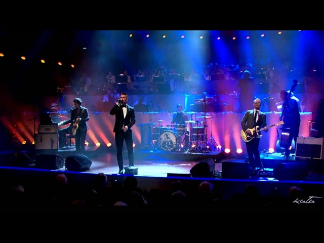 Kaizers Orchestra Begravelsespolka DRs Store Juleshow LIVE