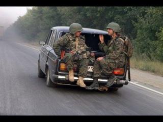 Наемники грузины из батальона 'Донбасc' о Добермане 15.09.14