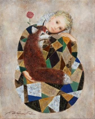 Выставка «Новогодний карнавал. Павел Покидышев» S1sc8Ld7YHI