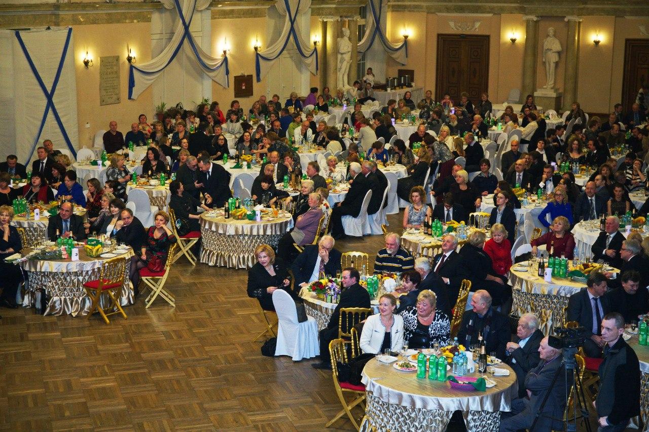 Празднование 25-летия СПбОРТСРК