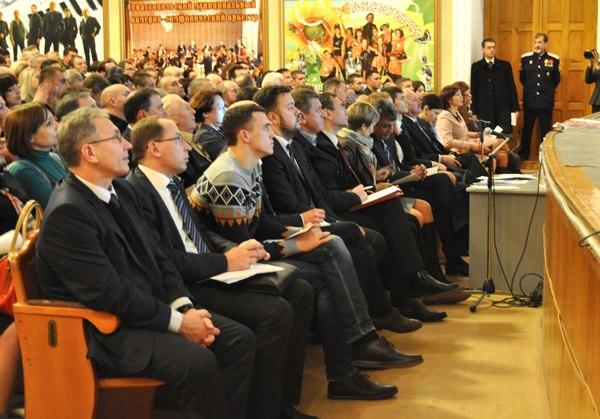 собрание всех комиссий общественно-экспертного совета