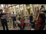Г.Ф.Телеман. 6й (12й) парижский квартет для флейты-траверсо, скрипки, виолы да гамба и b.c. ми минор