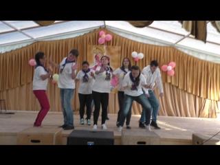 концерт вожатиков 2015 3 смена мистер бин