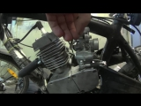 карбюратор от мопеда альфа на двигатель f50 часть №1