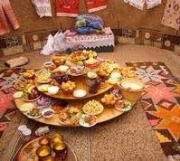Тема урока: «Национальная кухня разных народов Казахстана»                              Предмет: Социально-бытовое ориентирование