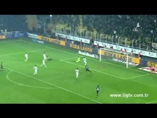 SL 2015-16 Fenerbahce 1-0 Konyaspor