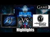 Dota 2 reborn 6 85 IG vs Vega Squadron Game 3 Highlights ESL One New York 2015