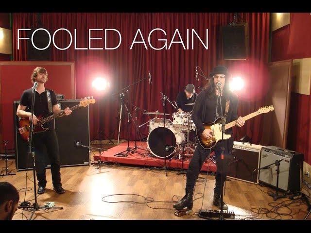 Two Tone Sessions - Richie Kotzen Fooled Again