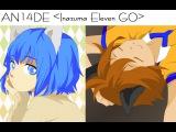 Ah! It's the Wonderful cat's life RUS | Inazuma Eleven GO | VOCALOID