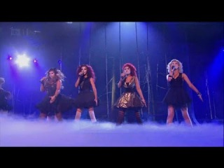 Little Mix are alien on Halloween Week - The X Factor 2011 Live Show 4 (Full Version)
