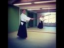 20 Jo Suburi. Yoshinkan Aikido style.