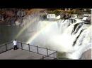 Awesome Waterfalls Nevada/Idaho Desert - Shoshone Falls