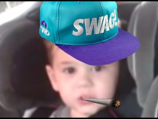 Thug Life: No one tells a thug who he likes.