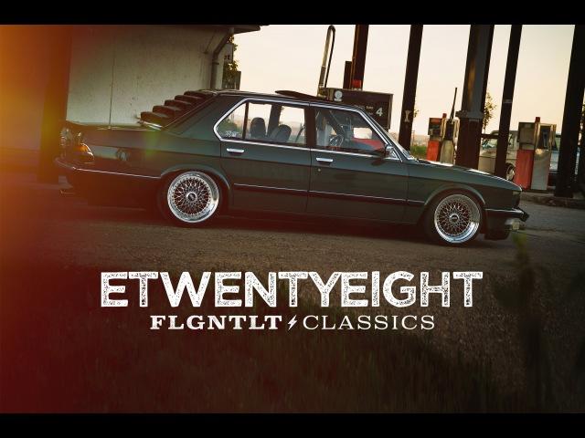 BMW E28 SHORTCUT ★ FLGNTLT CLASSICS