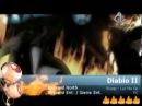 Diablo 2 - STEEP - Let Me Go / Отжыг - Gameland TV