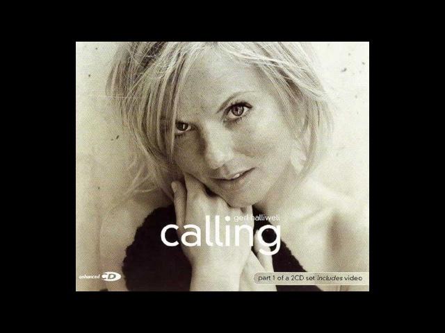 Geri Halliwell - Calling   Master Sound  