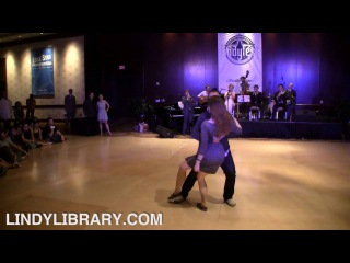 Lone Star Championships Lindyfest 2013 - Strictly Blues Lindy Finals Competition [HD 1080p]