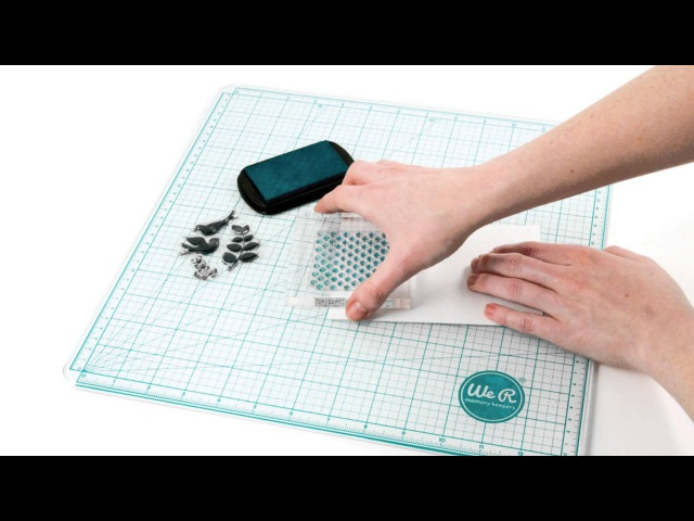 Precision Glass Cutting Mat by We R Memory Keepers