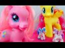 Мой маленький пони. Дружба - это чудо мультик с игрушками. Поиски волшебного подарка.