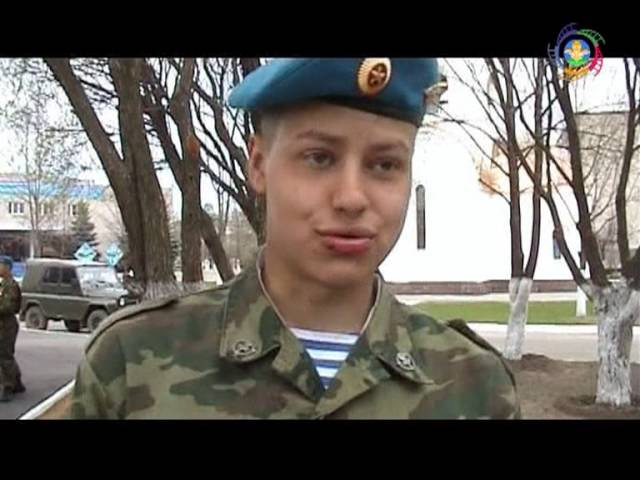 Военная тайна десантника Стёпочкина