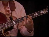 Larry Coryell Jazz Guitar Lesson Blues in C