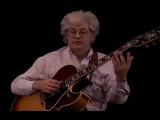 (Part 1 of 2) Rhythm techniques for jazz guitar taught by Larry Coryell