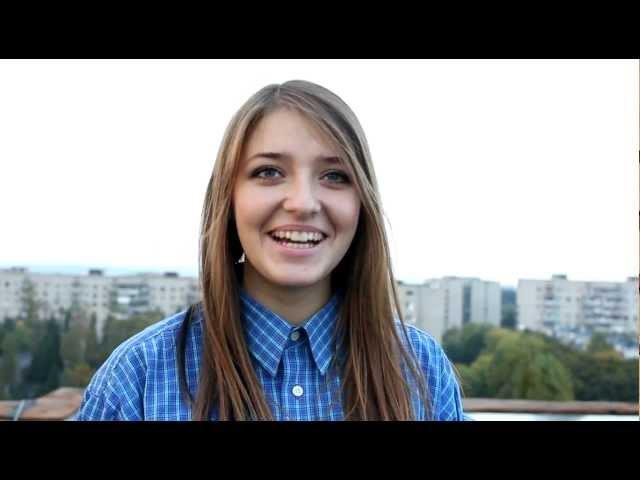 Вероника Никитина милая девушка с прикольным голосом
